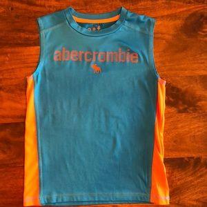 Abercrombie kids sleeveless shirt